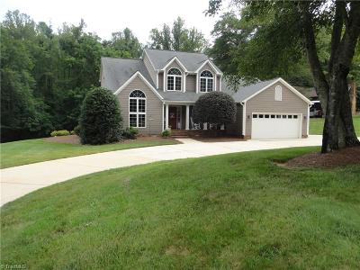 Rockingham County Single Family Home For Sale: 630 Carlton Road