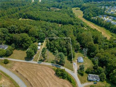 Winston Salem Residential Lots & Land For Sale: Follansbee Road