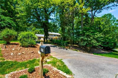 Asheboro Single Family Home For Sale: 1879 Gumtree Road