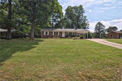Lexington Single Family Home Due Diligence Period: 503 Queens Drive