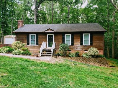 Asheboro Single Family Home Due Diligence Period: 1148 River Run Extension