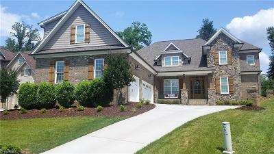 Greensboro Single Family Home For Sale: 2504 Duck Club Road