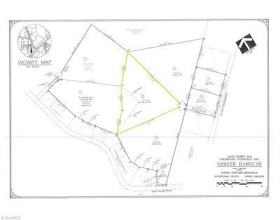 Reidsville Residential Lots & Land For Sale: Lot 3 Crossroads Lane