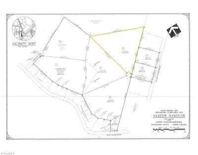 Reidsville Residential Lots & Land For Sale: Lot 4 Crossroads Lane