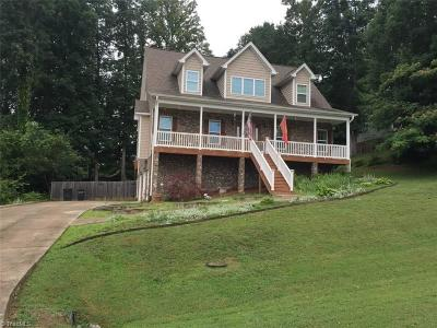 Kernersville Single Family Home Due Diligence Period: 5150 Sheffield Place Drive