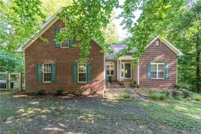 Single Family Home For Sale: 232 Nebbs Trail