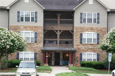 Winston Salem Condo/Townhouse Due Diligence Period: 4732 Tatton Park Circle #3A
