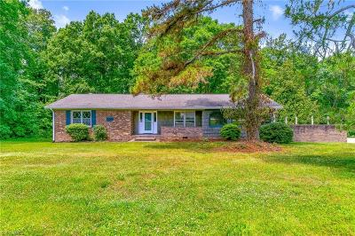 McLeansville Single Family Home For Sale: 5407 Eastcrest Road