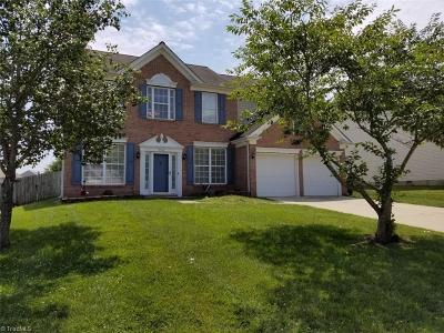 High Point Single Family Home For Sale: 4382 Kelso Drive