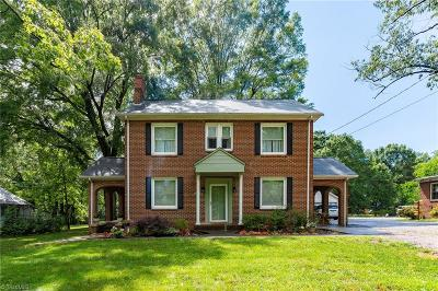 Rockingham County Single Family Home Due Diligence Period: 327 Hamilton Street S