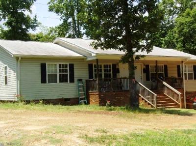 Asheboro Multi Family Home For Sale: 401 Spring Street