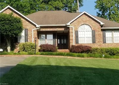 Thomasville Single Family Home For Sale: 471 W Hunting Ridge Drive