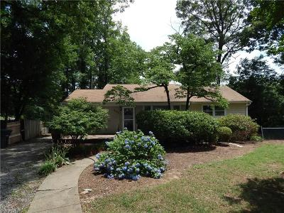 Greensboro Single Family Home For Sale: 2003 Queens Court