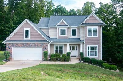 Rockingham County Single Family Home For Sale: 231 Friends Farm Way