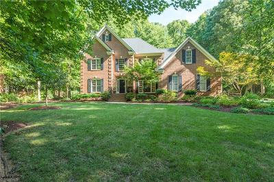 Greensboro Single Family Home For Sale: 3545 Old Onslow Road