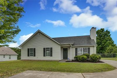 Greensboro Single Family Home Due Diligence Period: 1355 Lees Chapel Road