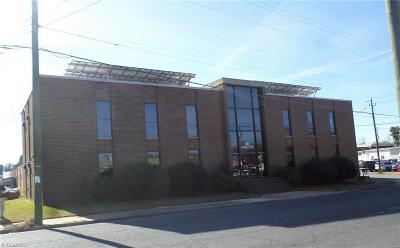 Asheboro Commercial For Sale: 120 E Pritchard Street