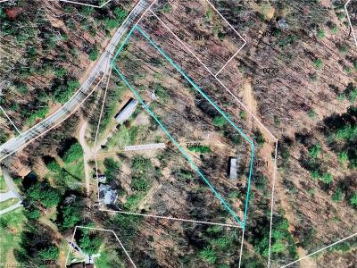 Wilkes County Residential Lots & Land For Sale: 155 Austin Triplette Drive