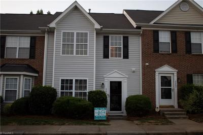 Greensboro Condo/Townhouse For Sale: 1305 Craven Street