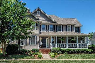 Davie County Single Family Home For Sale: 273 Old Towne Drive