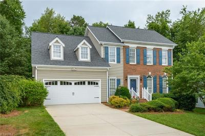 Winston Salem Single Family Home For Sale: 2016 Williamsburg Manor Court
