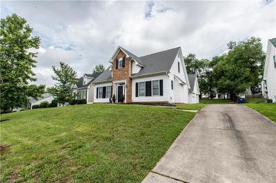 Winston Salem Single Family Home For Sale: 4841 Seminole Court