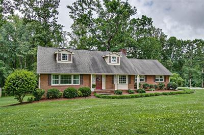 Winston Salem Single Family Home Due Diligence Period: 600 Stewart Road