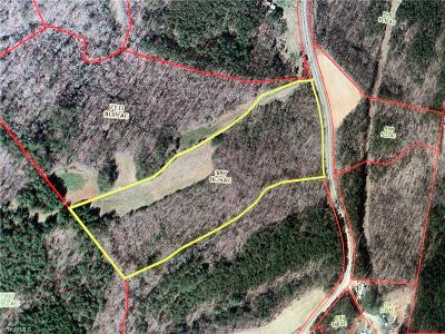 Surry County Residential Lots & Land For Sale: Tbd Romie Snow Road