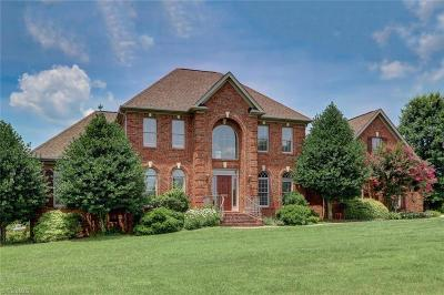 Kernersville Single Family Home For Sale: 7592 Trebbiano Drive