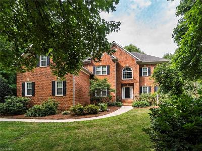 Oak Ridge Single Family Home For Sale: 1789 Deer Run Court