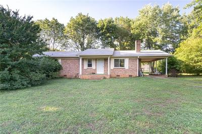High Point Single Family Home For Sale: 8019 Clinard Farms Road