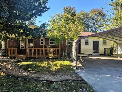 High Point Single Family Home For Sale: 114 Reese Street
