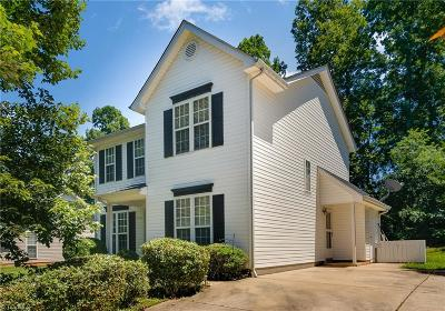Greensboro Single Family Home For Sale: 4306 McCarron Court