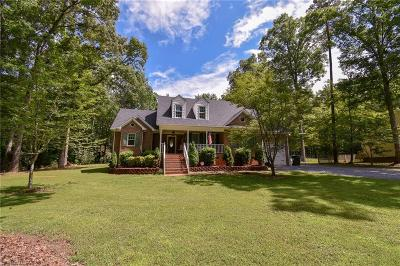 Asheboro Single Family Home For Sale: 2407 Spoons Chapel Road