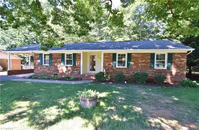 Kernersville Single Family Home Due Diligence Period: 146 Oak Forest Drive