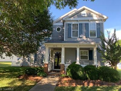 Bermuda Run Single Family Home For Sale: 152 Bridgewater Drive