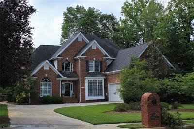 Kernersville Single Family Home For Sale: 5708 Brightington Court