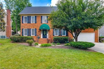Greensboro Single Family Home For Sale: 2614 Baytree Drive