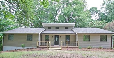 Kernersville Single Family Home For Sale: 1480 Steve Street