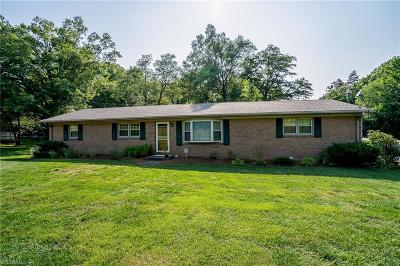 High Point Single Family Home For Sale: 7002 Cruthis Road