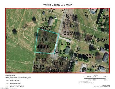 Wilkes County Residential Lots & Land For Sale: Viewmont Lane