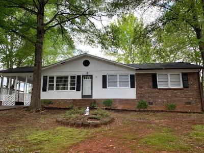 Mocksville Single Family Home For Sale: 161 Marconi Street