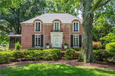 Greensboro Single Family Home For Sale: 1916 Lafayette Avenue