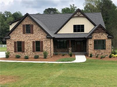Summerfield NC Single Family Home For Sale: $739,000