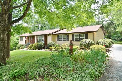 Alamance County Single Family Home For Sale: 1916 Delaine Drive