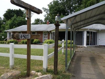 Germanton Single Family Home For Sale: 4507 Flat Shoals Road