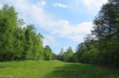 Yadkin County Residential Lots & Land For Sale: 3713 Messick Road