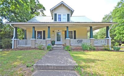 Winston Salem Single Family Home For Sale: 430 Acadia Avenue