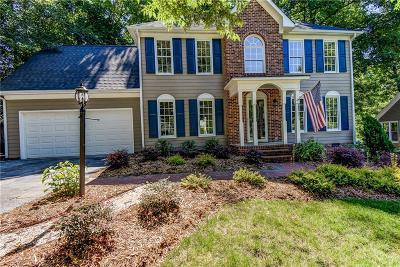Kernersville Single Family Home For Sale: 7173 Avenbury Circle