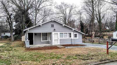 Davidson County Single Family Home For Sale: 211 Carolina Avenue